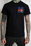T-Shirt No Discussion Black