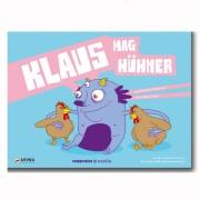 Klaus mag Hühner - Carlos Patiño