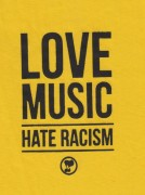 Love Music Hate Racism -Antifa-