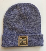 Beanie heather purple