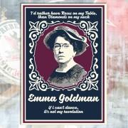 Emma Goldman Poster 2