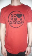 NO LOVE FOR A NATION (FAIRTRADE)