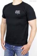 True Rebel T-Shirt Destroy Fascism Black