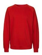 Unisex Sweatshirt Red