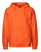 Mens Hoodie - Orange