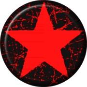 Roter Stern -splash-