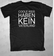 Coole Kids haben kein Vaterland ( Fairtrade )
