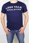 Less Talk T-Shirt Athletics Navy