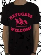REFUGEES WELCOME ( Fairtrade )