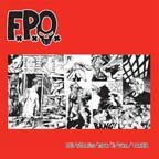 F.P.O. - You Don't Know What A Human Is LP ( colored Vinyl )