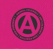 Animal-Friendly, Anti-Fascist, Gay-Positive, Pro-Feminist ( Typ I )