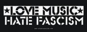 Love Music, Hate Fascism (25 Stück)
