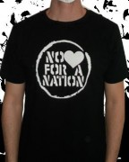 NO LOVE FOR A NATION  ( FAIRTRADE )