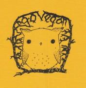 Go Vegan Eule