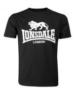 Lonsdale Logo Black