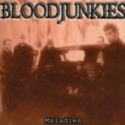 BLOODJUNKIES - Maladies ( colored / limited )