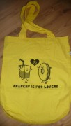 ANARCHY IS FOR LOVERS ( FAIRTRADE )