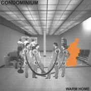 CONDOMINIUM - Warm Home  LP ( limited )