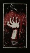 Erik Drooker-Drowning Hand  ( 2farbig )