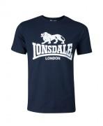 Lonsdale Logo Navy