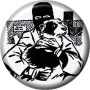 Tierbefreier mit Hund
