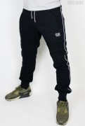 Sweatpants TR Piped Black