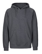 Mens Hoodie - Dark Heather