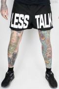 Less Talk Swimshorts Black