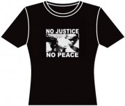 No Justice - No Peace ( FAIRTRADE )