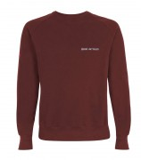 Sweatshirt - Mob Action CLASSIC - burgundy