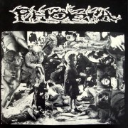 PHOBIA / PLUTOCRACY Split-LP