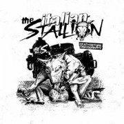 THE ITALION STALLION - death Before Discography  LP
