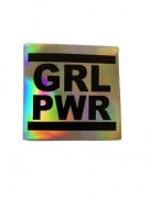 GRL PWR -  (hologramm) (15 Stück)