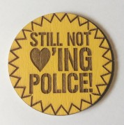 Still not loving Police Magnet