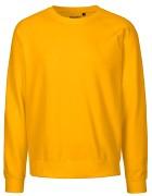 Unisex Sweatshirt Yellow